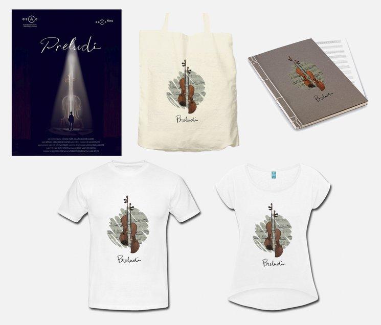 *Las camisetas están disponibles en diferentes tallas (te preguntaremos la talla por e-mail)