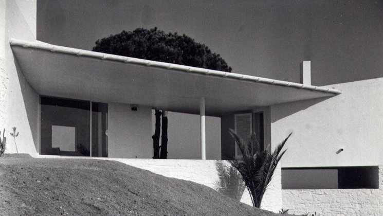 Casa Ugalde (1951), J.A. Coderch