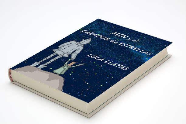 (Fotomontaje con la ilustración de portada: El libro aún no está editado)