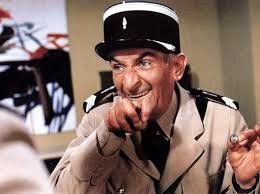 Louis de Funès films as a gendarme
