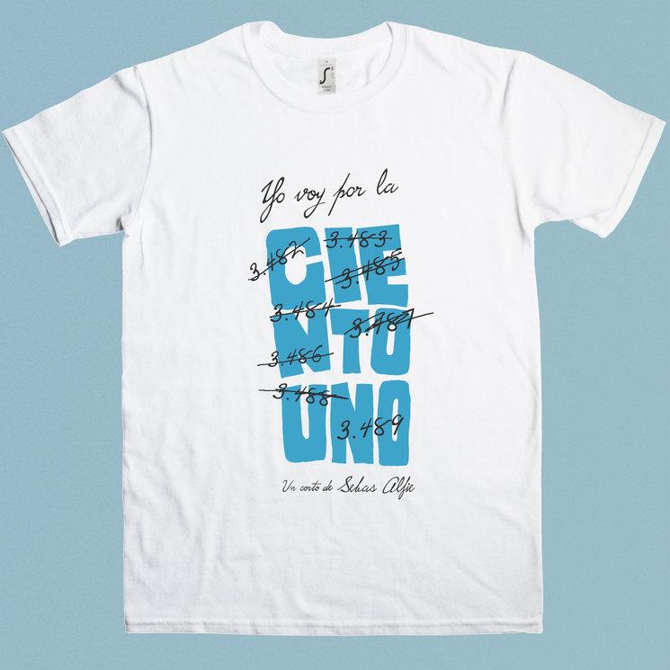 Camiseta Cientouno