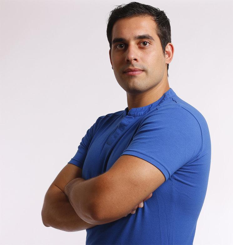 Alberto será interpretado por Ángel Carbonell