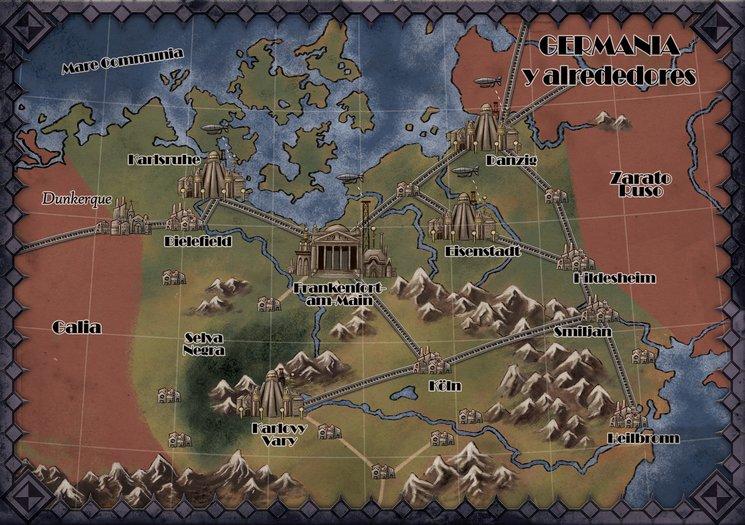 Mapa de Germania definitivo