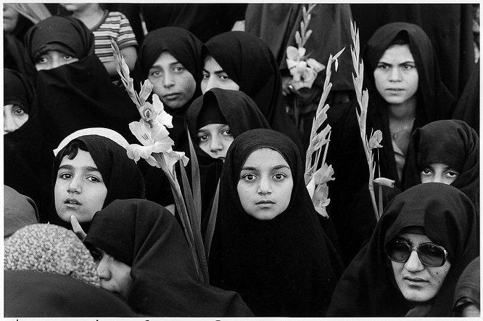 Las niñas de Irán, 1973