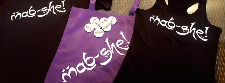Camisetas, bolsas.... ¡ya! :D