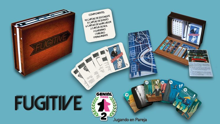 Fugitive y sus componentes