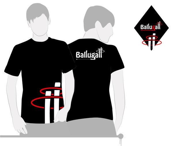 La camiseta de Ballugall classica