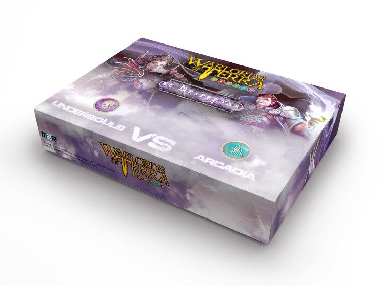 Caja Starters Undersouls VS Arcadia
