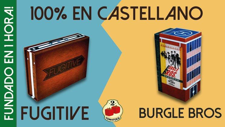 Nuevo proyecto - Burgle Bros. y Fugitive