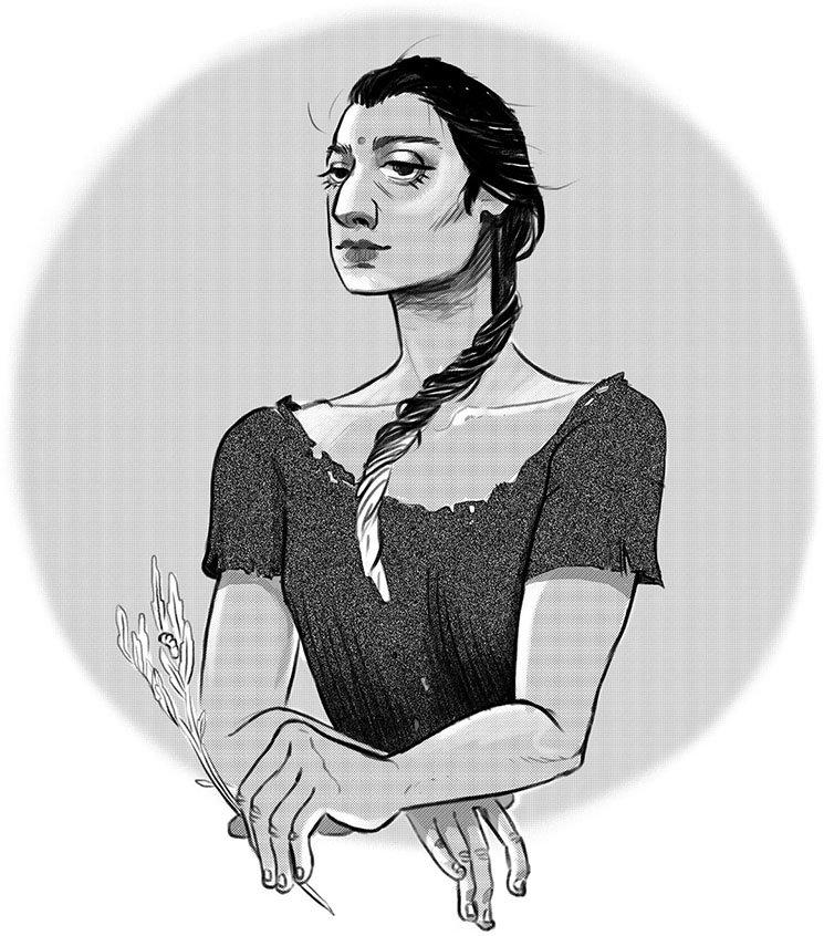Dibujo de Desiree De Miguel