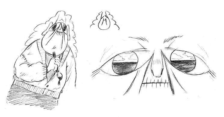 Boceto de Yogurub