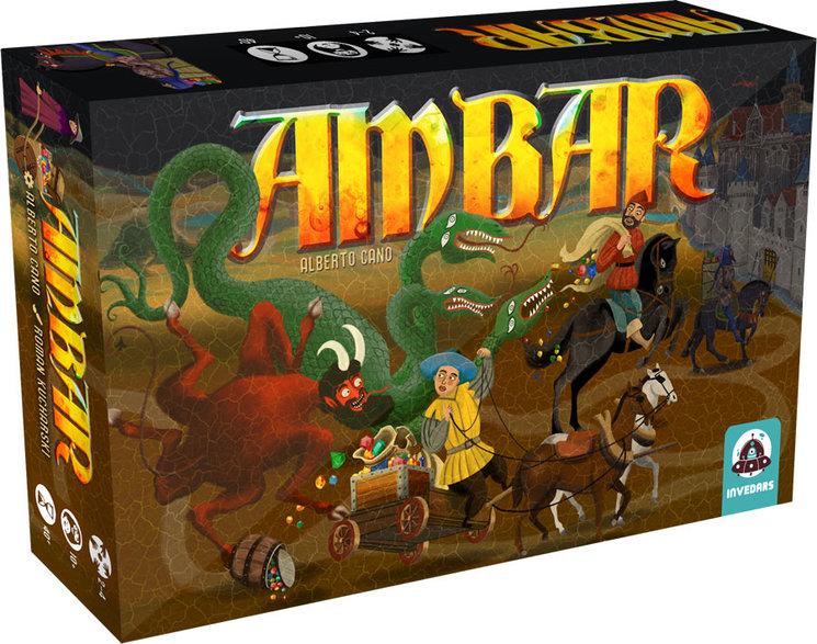 Nuevos contenidos para AMBAR