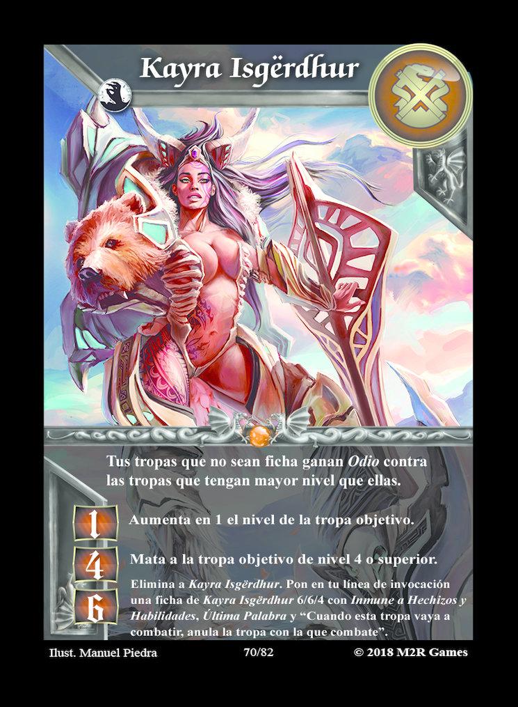 Kayra, Overlords