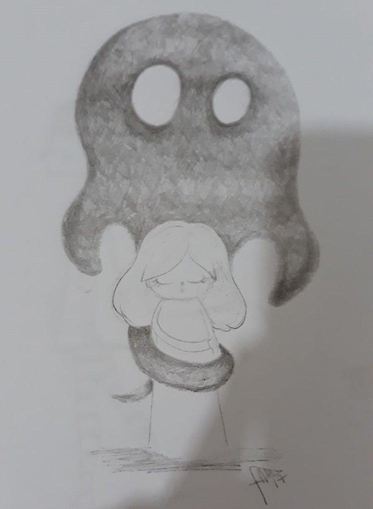 boceto de ilustración