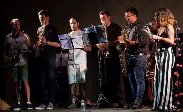 Colaboración de algunos de los integrantes de la Banda de Música Gradense, Festival Nocte, Graus