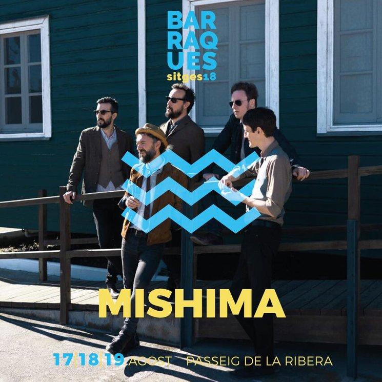 Mishima últim grup confirmat de les #BarraquesSitges18!