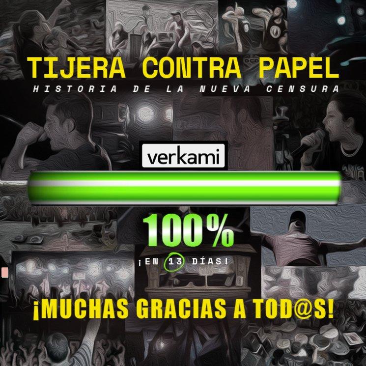 ¡¡¡100% CONSEGUIDO!!!