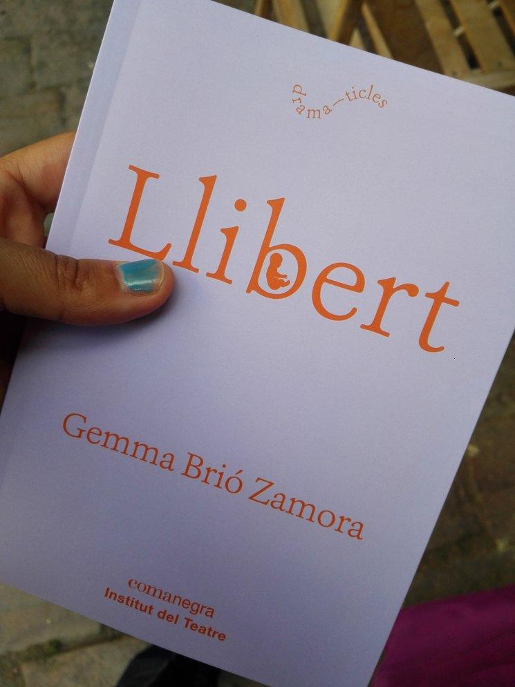 Llibert, el llibre!