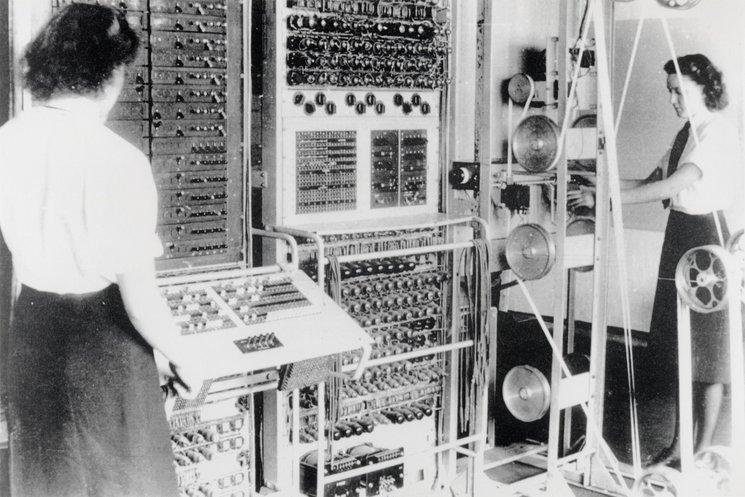 El computador Colossus