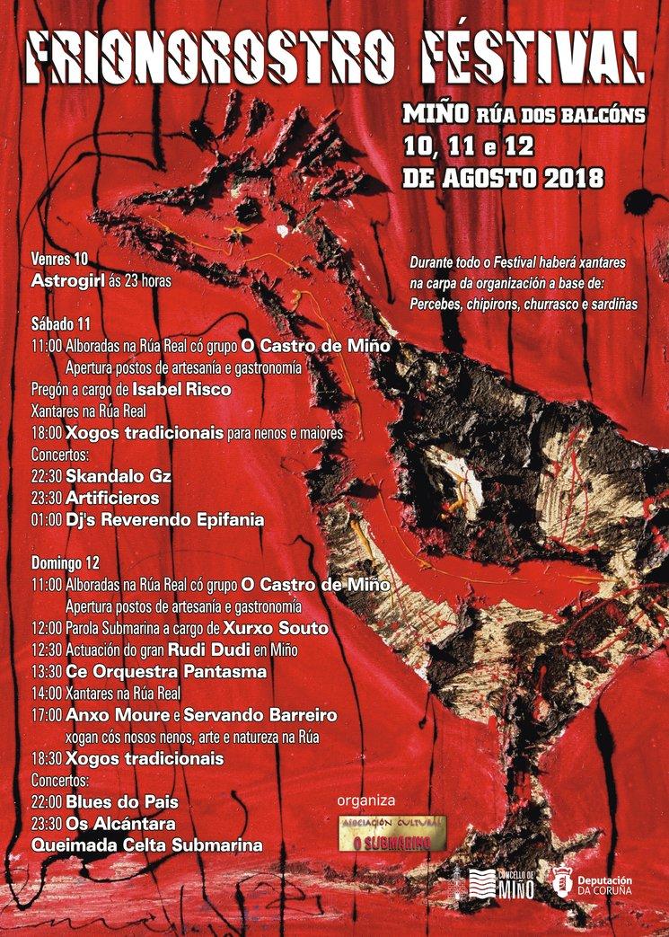Frionorrostro festival