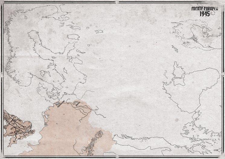 Frente Europeo en 1944