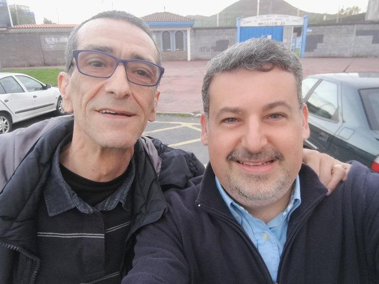 Juan Carlos Romo y Javier Fernández, lideran el proyecto poniendo sus voces y experiencia en el mundo de la radio
