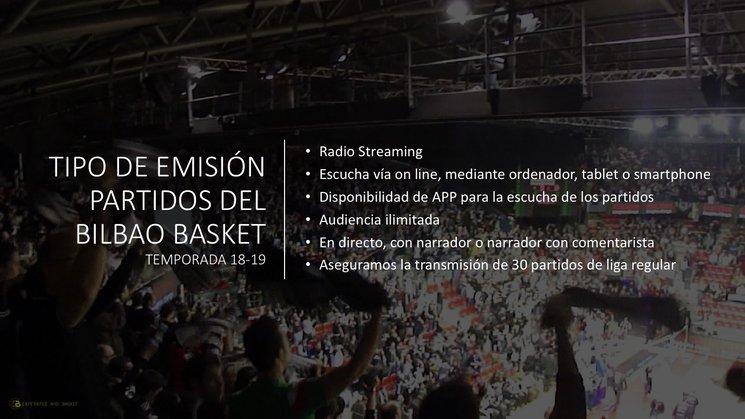 Los mayores gastos están relacionados con la emisión de los partidos lejos de Miribilla del Reta Bilbao Basket ¡contamos con tu apoyo!