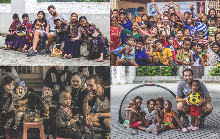 Fotos de mis viajes por Asia y América