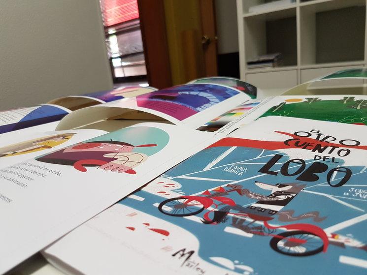 Pruebas de color e impresión