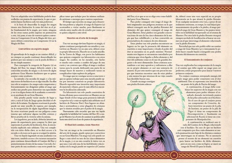 Orn, el juego de rol. Boletín informativo 04