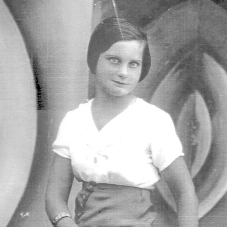 Pilar Arce, protagonista de 'Memorial a Ellas'