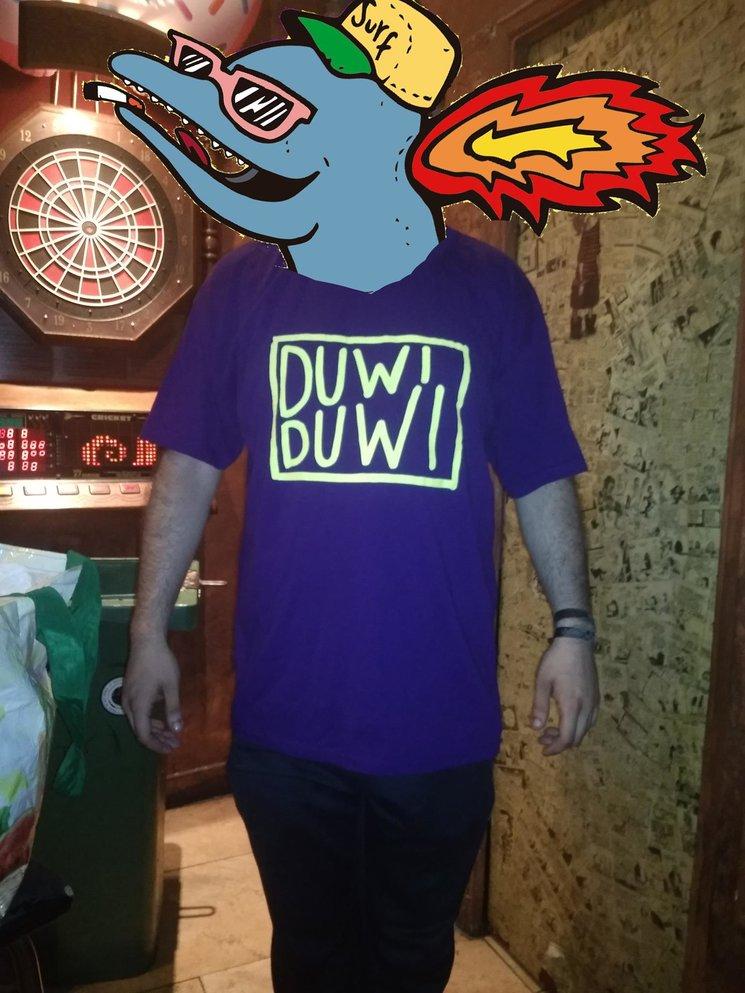 Camiseta Duwi!