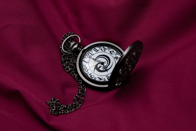 Exclusive pocket watch