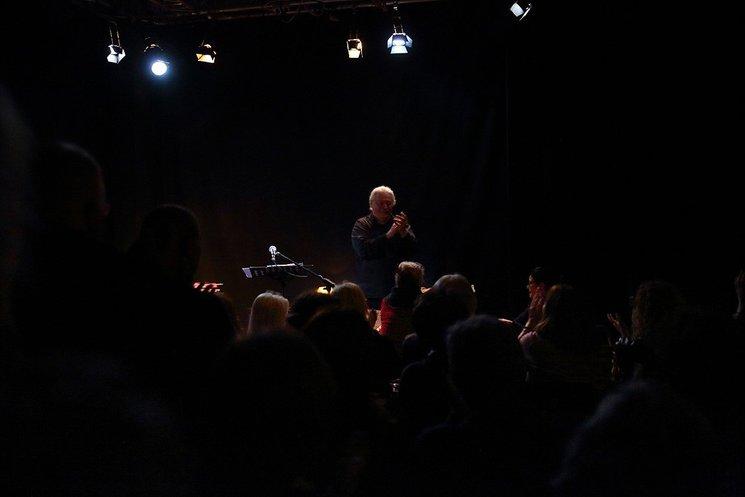 Mario Gas en Teatre la Gleva