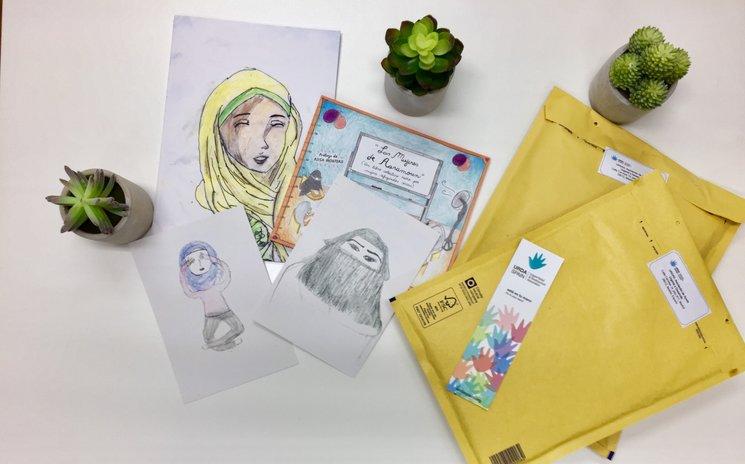 Entrega recompensas Crowfunding Las Mujeres de Aaramoun