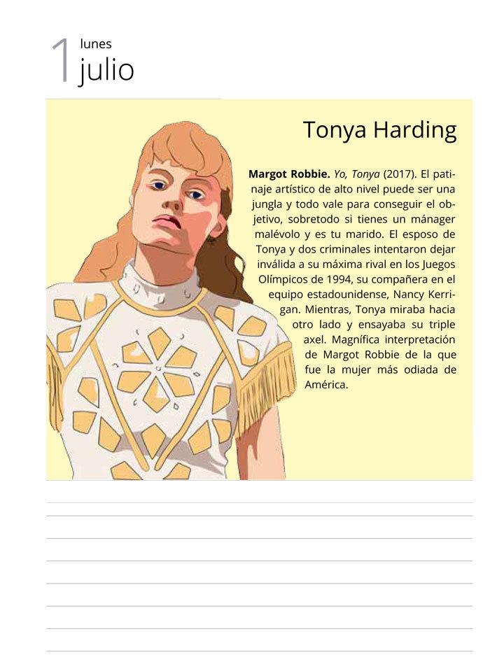 Tonya, una de las villanas.