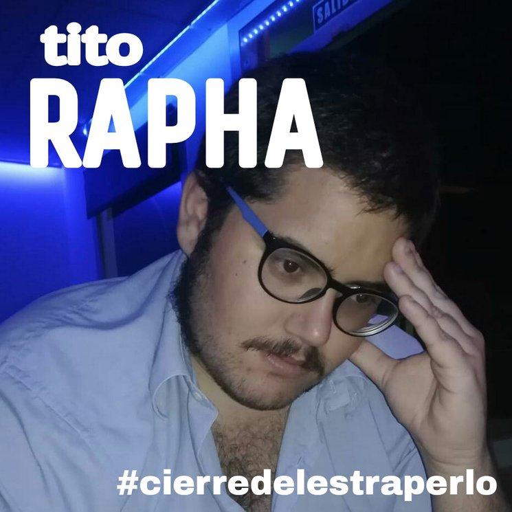 Tito Rapha, foto de archivo de Whatsapp con posibilidad de ser meme