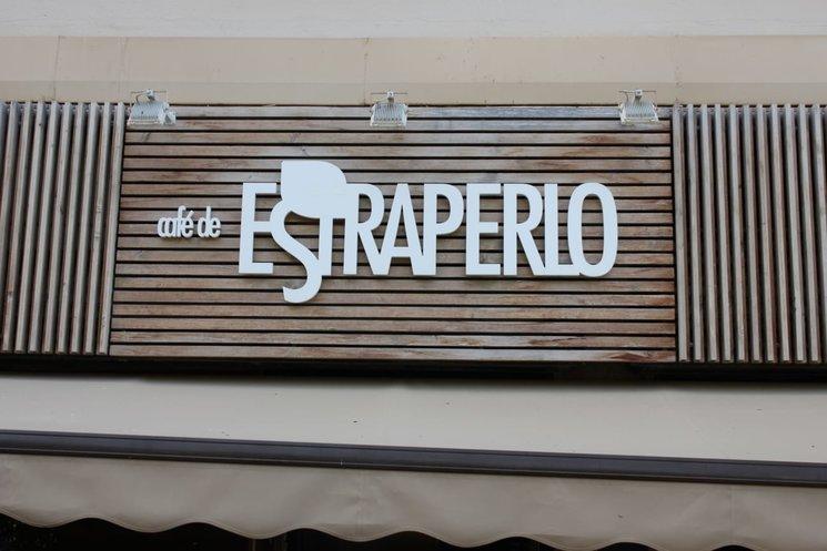 Café del Estraperlo, local que nos ha facilitado grabar en él