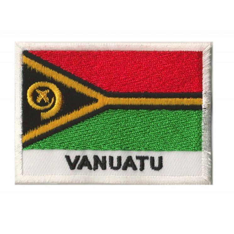 Bandera de cortesia dels països per on naveguem dedicada.