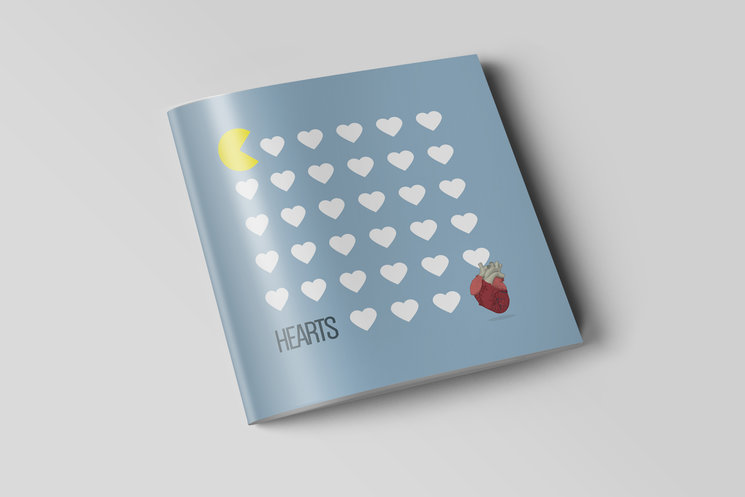 Portada libro HEARTS