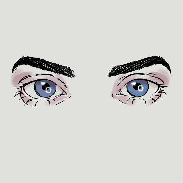 Ilustración de Nosotrxs, arte por @littleglobito
