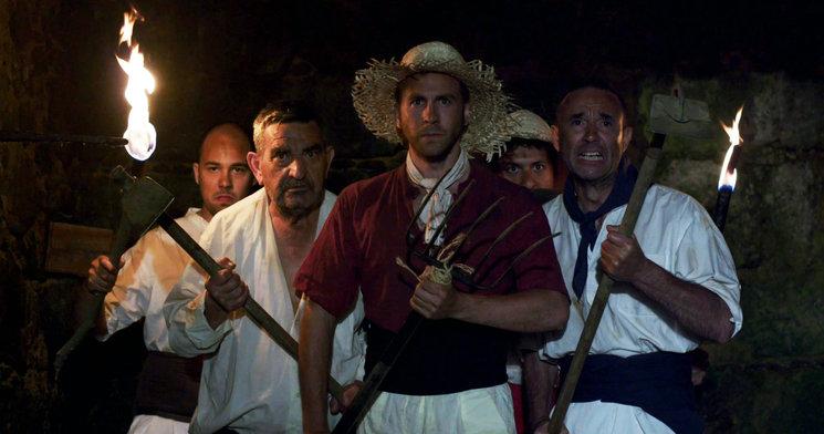 Los pueblos creaban sus propias milicias para defenderse de los ataques piratas.