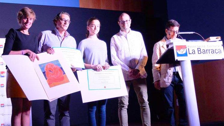 2017- Artur Àlvarez guanya el premi de poesia MIQUEL PERIS-XXIV PREMIS DE LA MAR