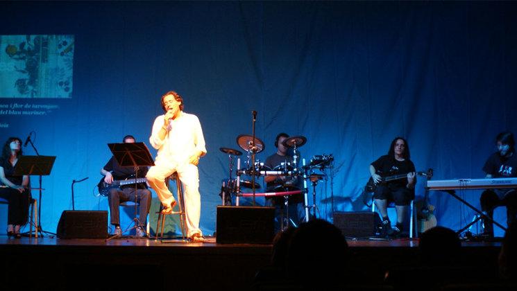 2010-Actuació als Premis de la Mar-Grau de Castelló.