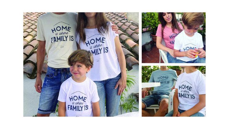 Pack 4 + 1 de Regalo para familias y amigos que contagian solidaridad
