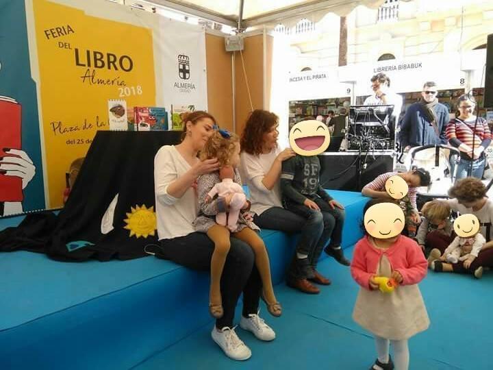 Feria del libro Almería 2018
