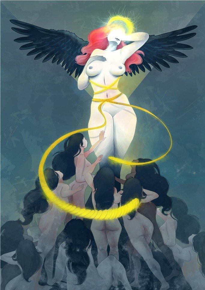 Ilustración de portada (Gemma Martínez)