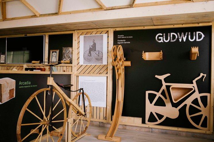 Exposición Gudwud FESMAP 2018