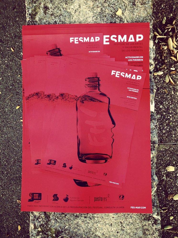 Cartelería FESMAP 2018