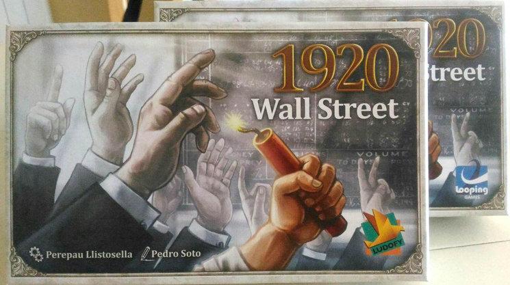 1920 Wall Street de Ludofy